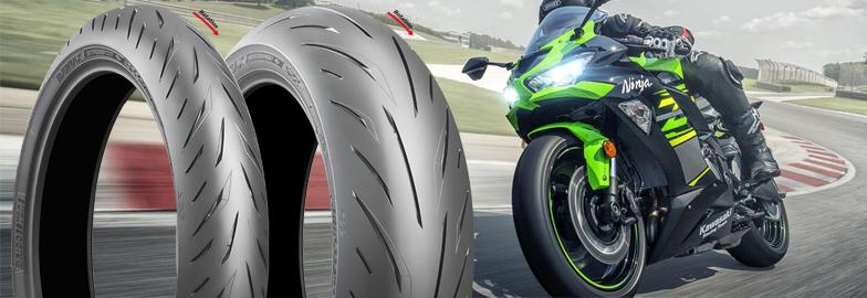 Bridgestone BATTLAX Motorcycle Tires Selected as Original Equipment on Kawasaki Ninja ZX-6R