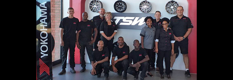 New Tiger Wheel & Tyre Opens at Mokala Mall, Kuruman