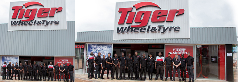 New Tiger Wheel & Tyre Opens in Borrowdale, Harare