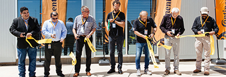 Continental begins tyre testing at new Advanced Indoor Evaluation Center