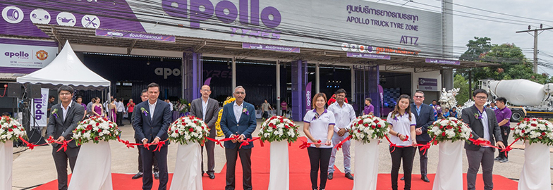 Apollo Tyres forges ahead to tap the tyre market for Commercial Fleets