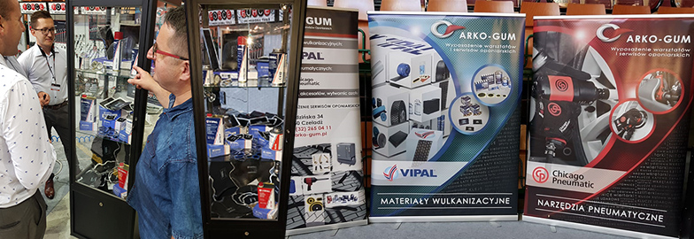 Productive show for Vipal Rubber – ProfiAuto Show 2019, in Poland