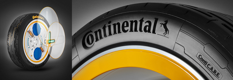 Continental Designs Tomorrow's Tyre
