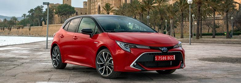 Falken is OEM for new Toyota Corolla