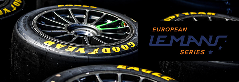 Goodyear to supply European Le Mans Series teams