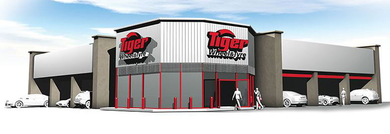 Shiny New Premises for Tiger Wheel & Tyre Durban CBD