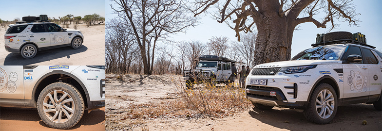 Goodyear is official tyre partner for Land Rover Experience Tour