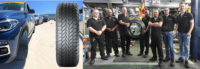 Continental Tyre South Africa produces the first 19-inch tyres in South Africa